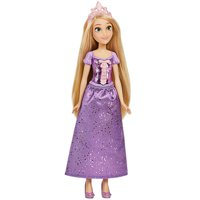 Disney Princess Royal Shimmer Rapunzel Doll, with Skirt and Accessories
