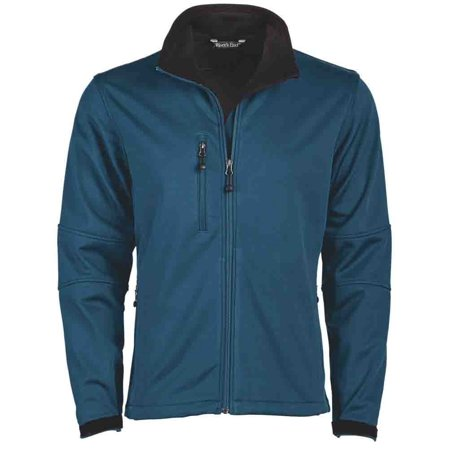 River's End Mens Soft Shell Jacket  Casual Outerwear Jacket