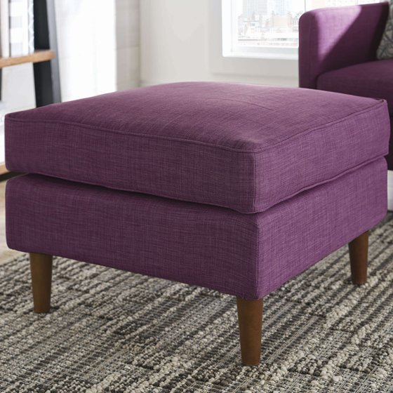 Better Homes And Gardens Griffin Ottoman Multiple Colors