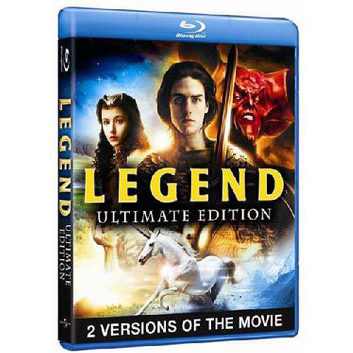 Legend (Blu-ray) (Ultimate Edition) (Unrated/Rated) (Widescreen)