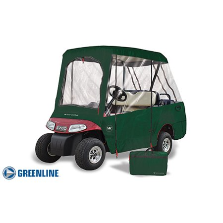 Greenline by Eevelle 2 Over 4 Passenger Golf Cart Enclosure