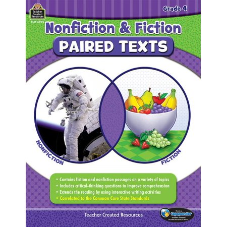 Halloween Non-fiction Text (Nonfiction and Fiction Paired Texts Grade)
