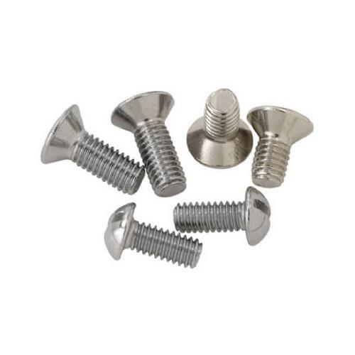 Brass Craft Service Parts SC0401 For Central Brass, Sayco and Sterling Assorted Handle Screws (6)