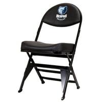 Memphis Grizzlies X-Frame Court Side Folding Chair