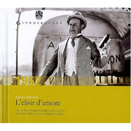 - L'elisir D'amore (CD)