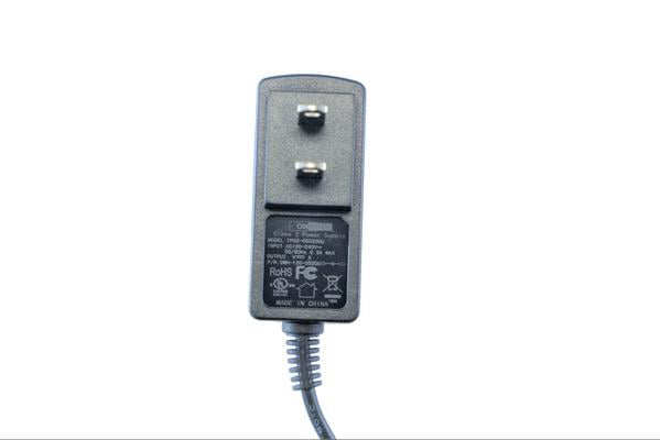 Omnihil AC//DC Power Adapter Compatible with First Alert DWS-471 DWS-472 7 LCD Real-time Digital Wireless Monitor Power Supply