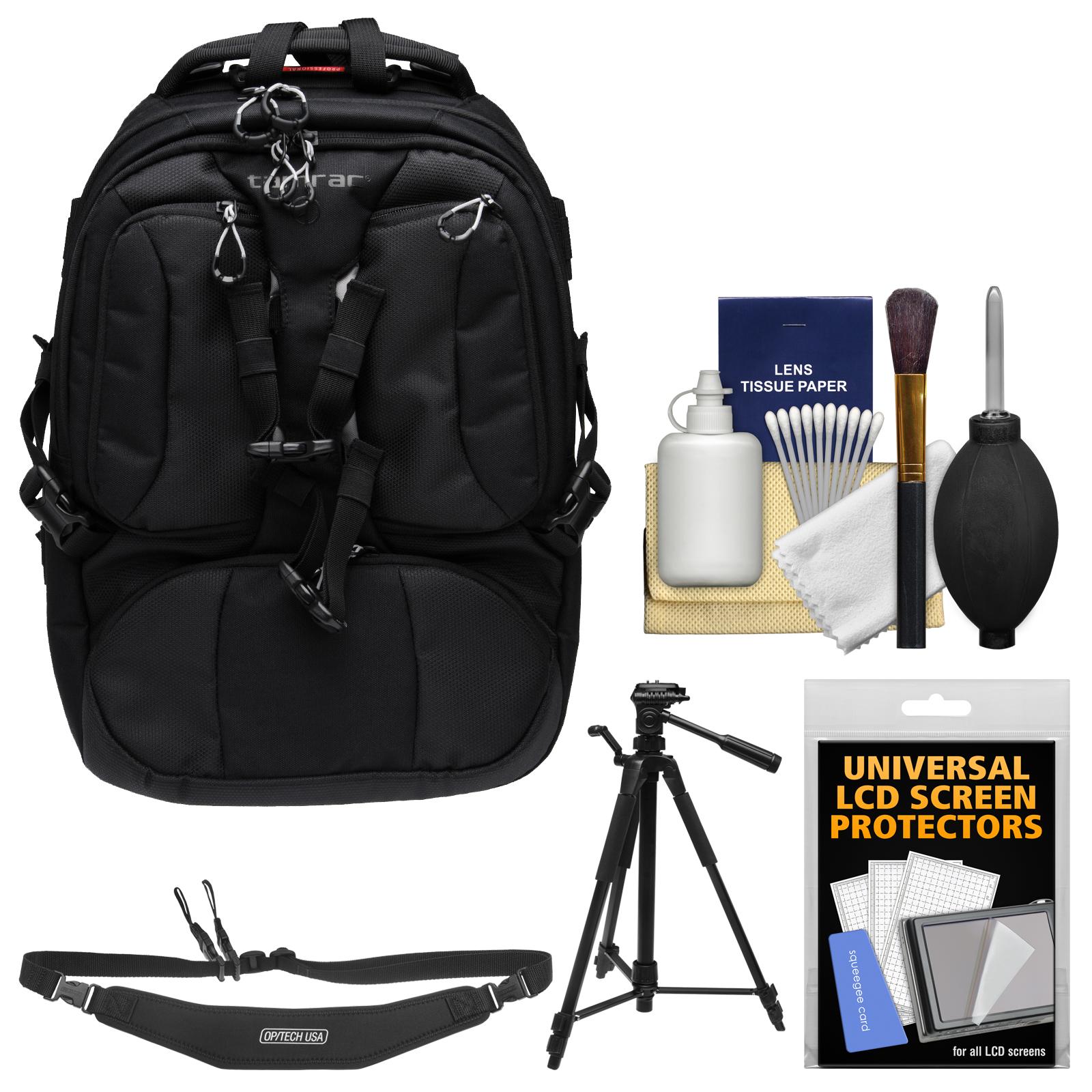 Tamrac T0210 Anvil Slim 11 Photo DSLR Camera   Laptop Backpack with Tripod + Sling Strap + Kit by Tamrac