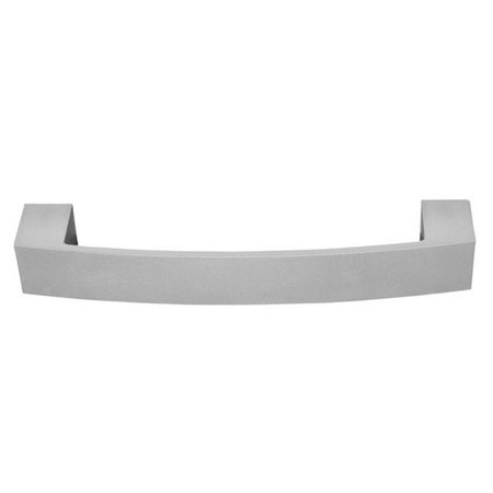 Jako 128 mm Cabinet Handle, Satin - Aluminum