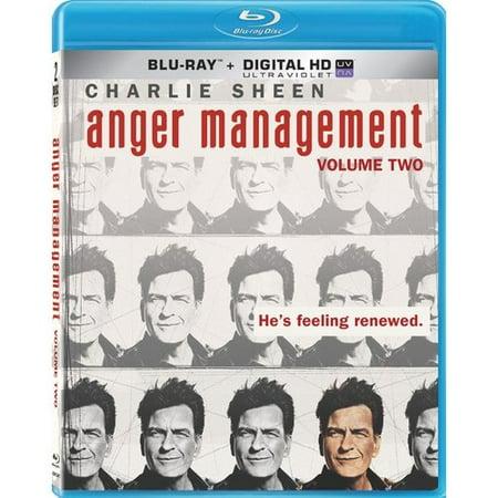 Anger Management  Volume 2  Blu Ray   Digital Hd   Widescreen
