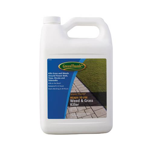 Bonide Product 71819 Weed & Grass Killer, Ready-to-Use, Gal.