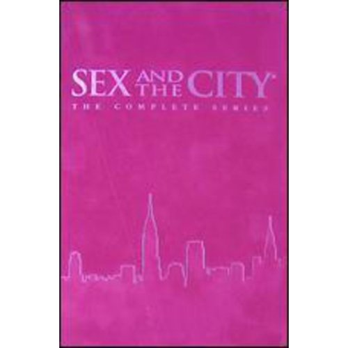 Sex and the city dvd complete