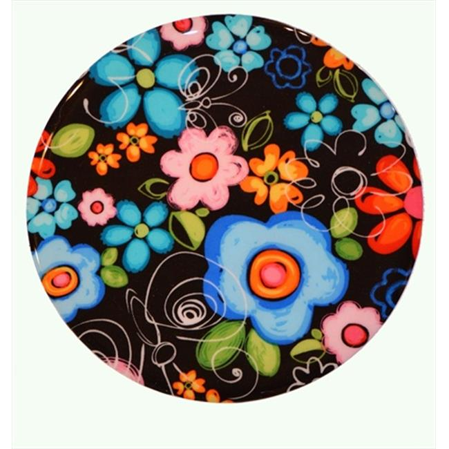 Andreas TR-266 Big Bloom Silicone Trivet - Pack of 3 trivets
