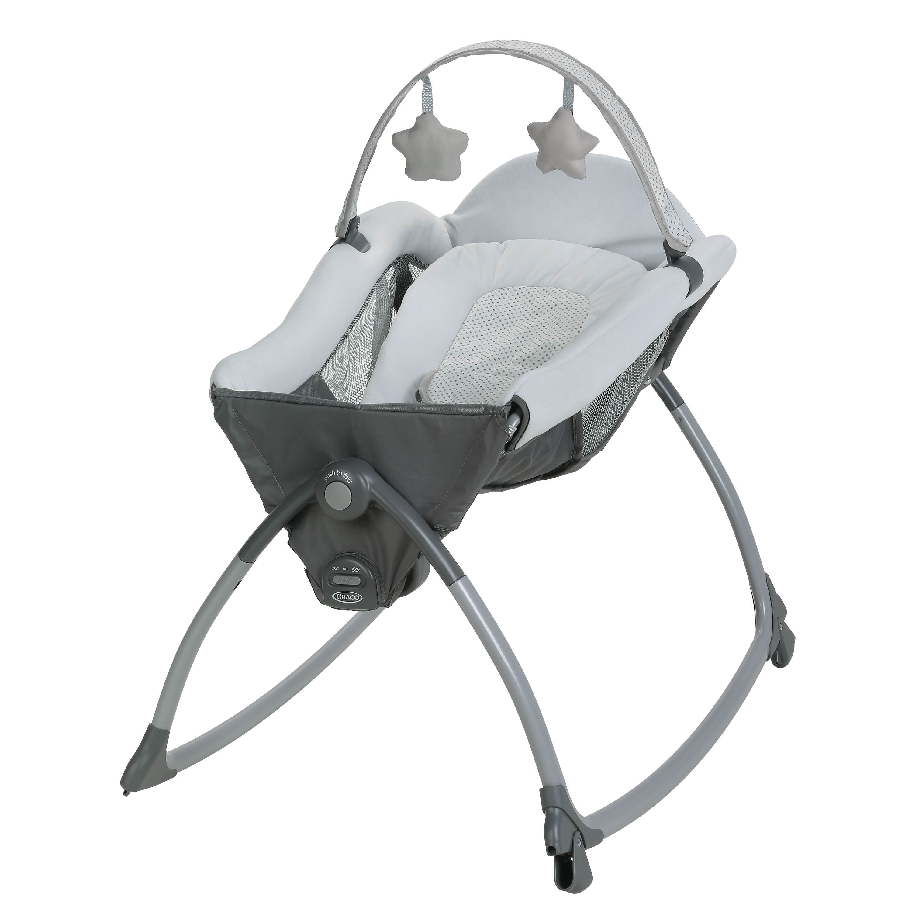 Graco Little Lounger Swing, Mullaly by Graco