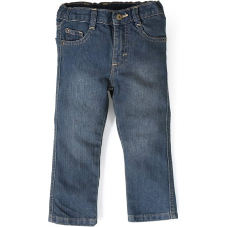 - Wrangler Toddler Boy Slim Straight Jeans