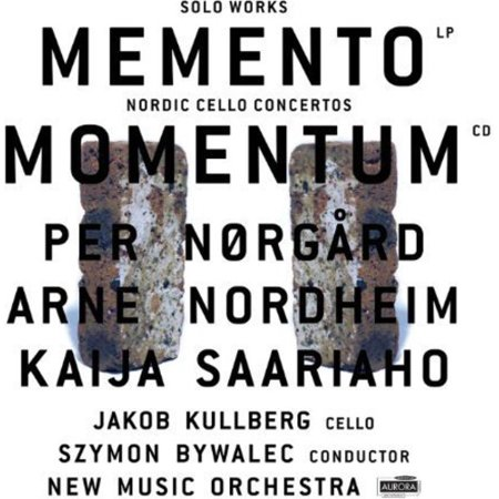 Momentum  Nordic Cello Concertos  Vinyl