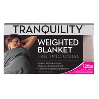 Tranquility Weighted Blanket 12lb 48x72-inch