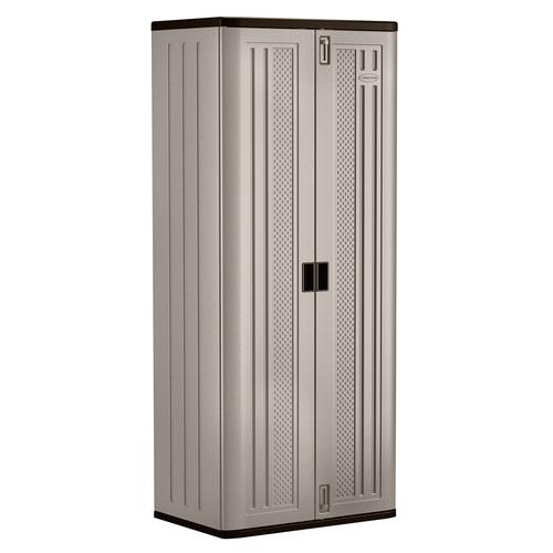 Suncast 72'' H x 30'' W x 20'' D Blow Mold Storage Cabinet