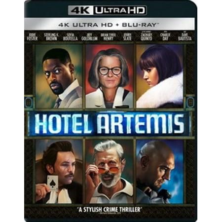 Hotel Artemis 4K + Blu-ray (Artemis Gallery)