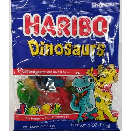 Haribo Dinosaurs 4oz