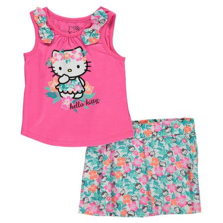 2286827d483b6 Hello Kitty - Hello Kitty Little Girls  Toddler