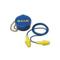 3M E-A-R 340-4002 UltraFit Reusable Corded Earplugs, 1 Pair