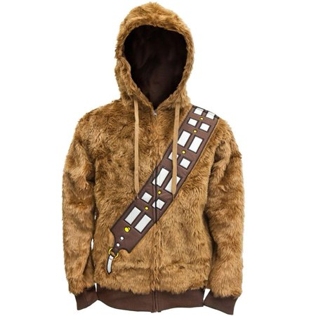 Star Wars - I Am Chewie Juvy Costume Zip - Star Wars Costume Hoodie
