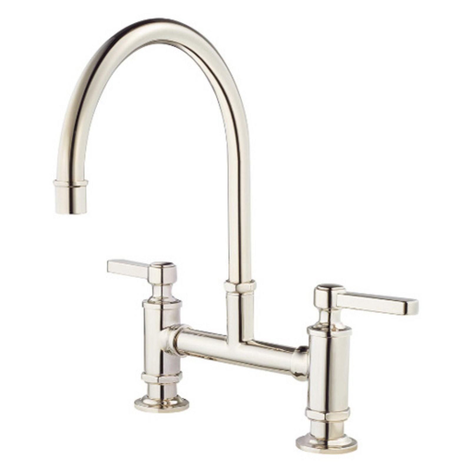 Pfister Port G136-500S Double Handle Kitchen Faucet by