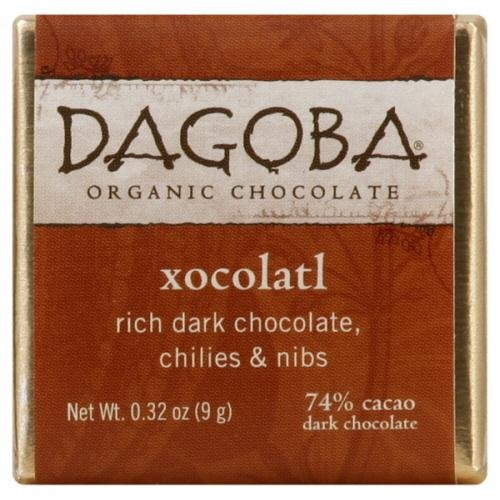 Dagoba Chocolate Tasting Square Xocolatl 74% (50x9 Gm)