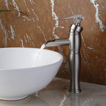 Elite Vintage Bathroom Water Pump Faucet - Walmart.com