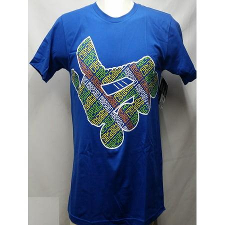 Mission Roller Hockey Rolla SK8 Senior Short Sleeve T-Shirt, Large
