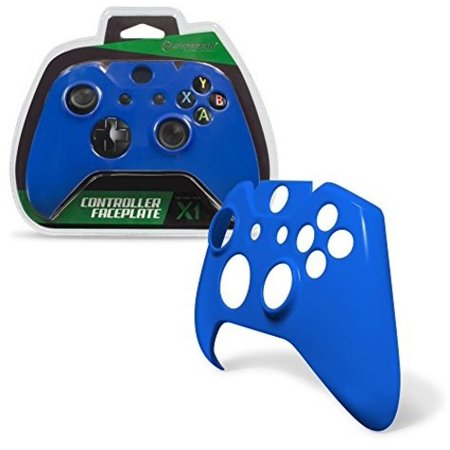 Hyperkin Controller Faceplate - Blue for Microsoft Xbox One