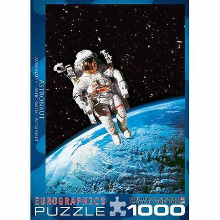 EuroGraphics Astronaut 1000-Piece Puzzle