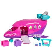 Shopkins Season 8 World Vacation Airplane Playset