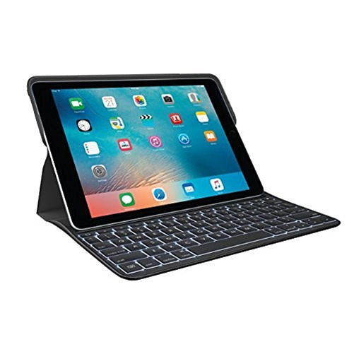 Logitech 920-008131 Backlit Keyboard Case Ipad Pro 9.7
