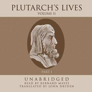 Plutarch's Lives, Vol. 2 - Audiobook