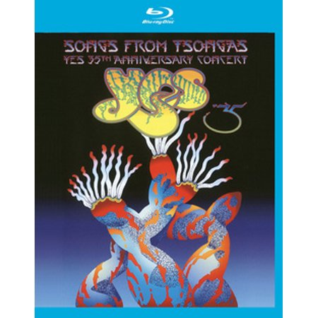 Yes: 25th Anniversary Concert - Songs from Tsongas (Blu-ray) - Song From Halloween