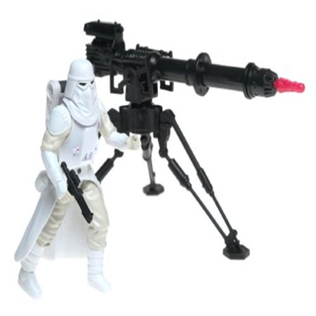 star wars saga snowtrooper-the battle of hoth by hasbro