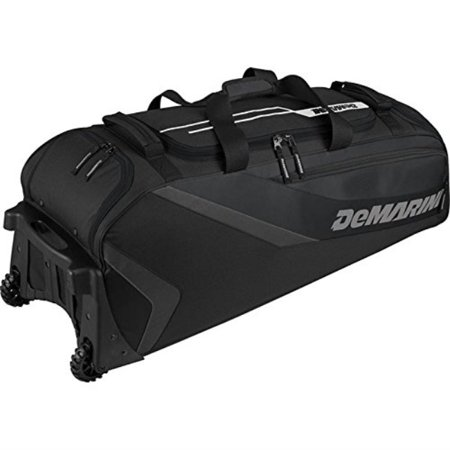 Demarini Grind Wheeled Bag Black Walmart Com