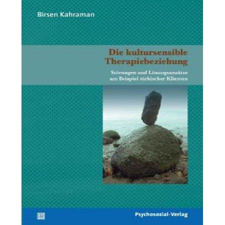 Die kultursensible Therapiebeziehung (German Edition) - image 1 of 1