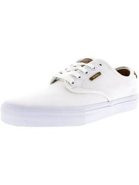 5be42df0952 Product Image Vans Men s Chima Ferguson Pro White   Ankle-High Canvas  Fashion Sneaker - 8M