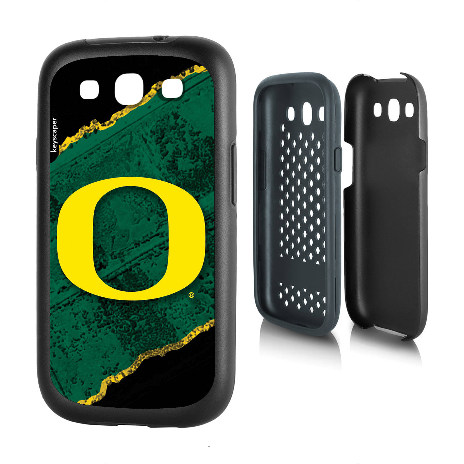 Oregon Ducks Galaxy S3 Rugged Case