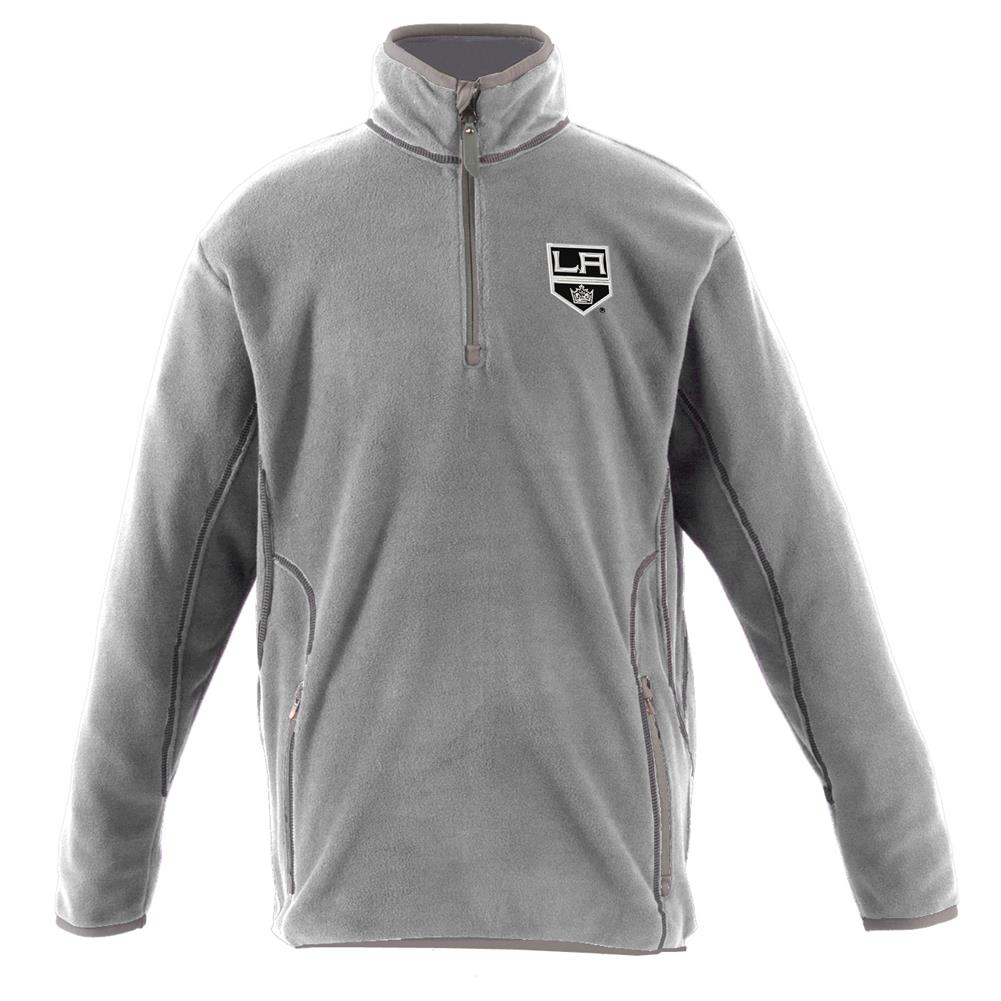 Los Angeles LA Kings Youth Pullover Jacket by Antigua