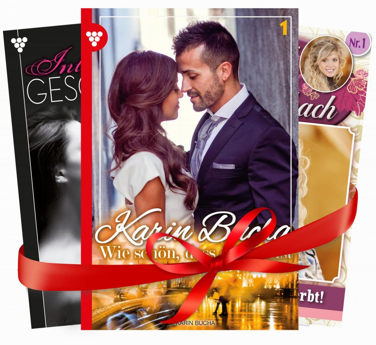 Valentinstag´s Bundle 1 – Liebesroman - eBook