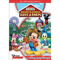 MICKEY MOUSE CLUBHOUSE-MICKEY & DONALD HAVE A FARM (DVD) (DVD)