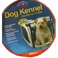 Sport Pet Designs Kennel Pro Pop Open, SmallTested for safety and health By SportPet Designs