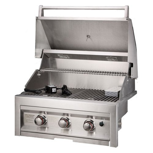 Sunstone Grills 3 Burner 28 In. Built-In Gas Grill