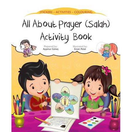 All about Prayer (Salah) Activity Book