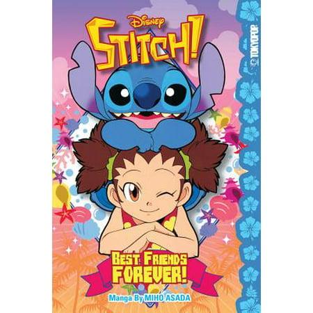Disney Manga: Stitch! Best Friends Forever!