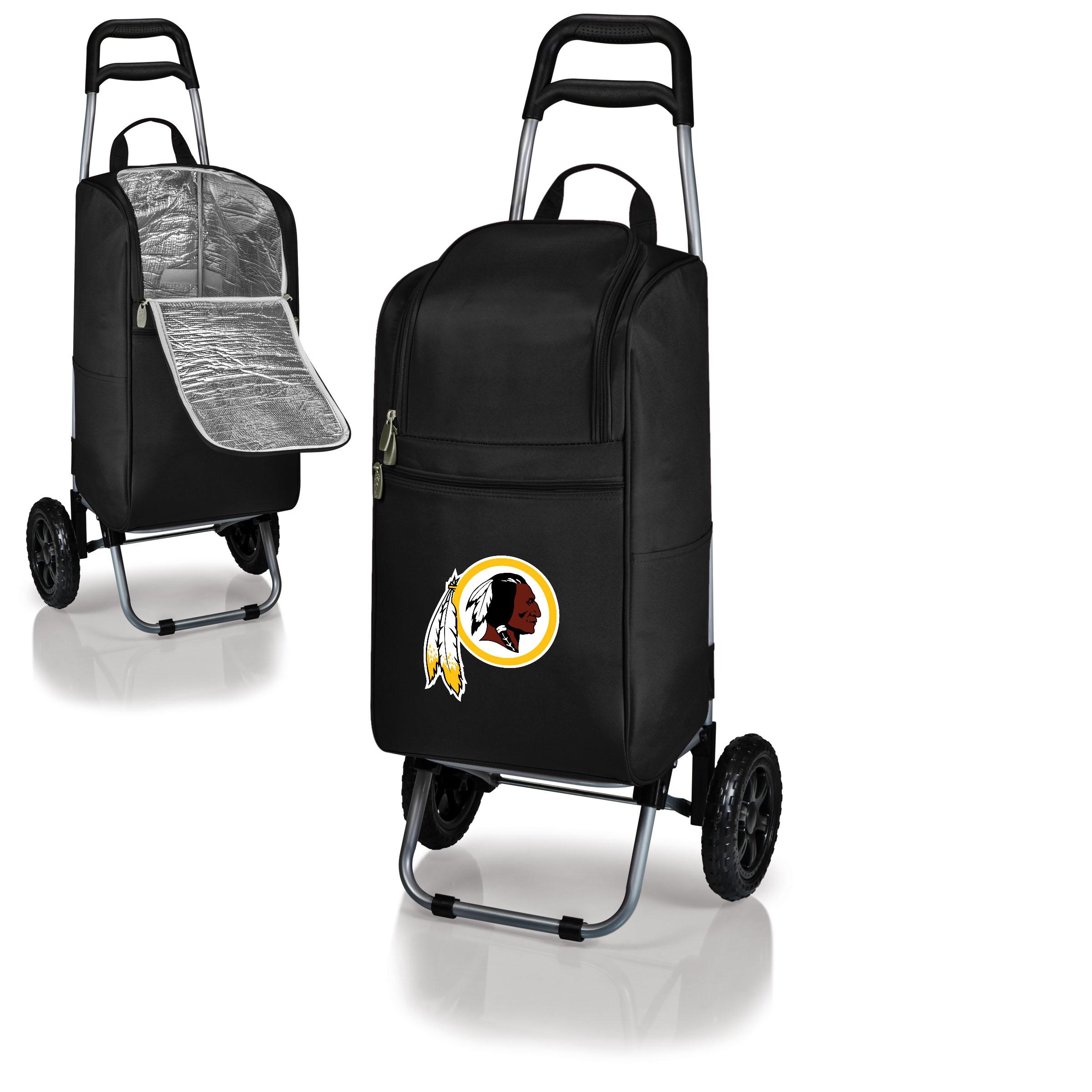 Washington Redskins Cart Cooler - Black - No Size
