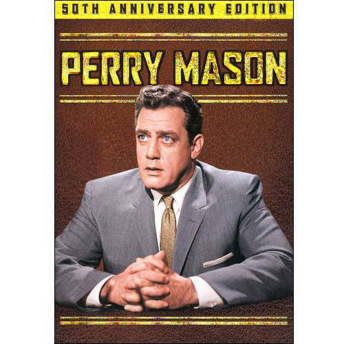 Perry Mason: 50th Anniversary Edition (Full Frame, ANNIVERSARY)